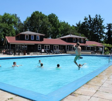 Campsites With A Swimming Pool In The Netherlands