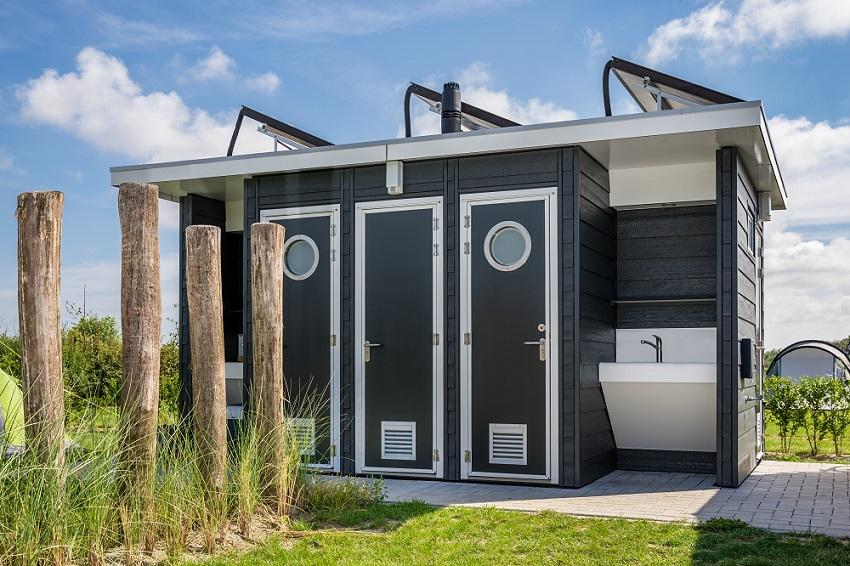 Campings met privé sanitair in nederland ardoer