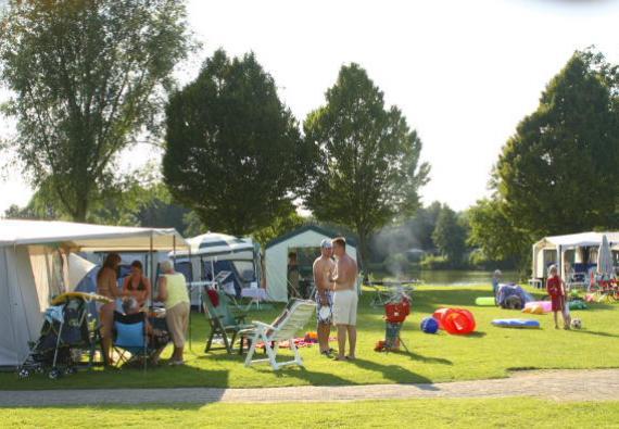 volledige aansluiting camping in Virginia